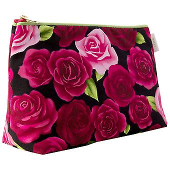Rosa Rose Garden nyttig svamp Bag