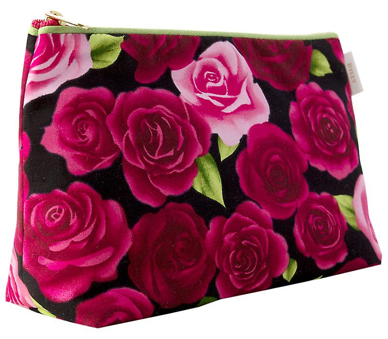 Pink Rose Garden Useful Sponge Bag