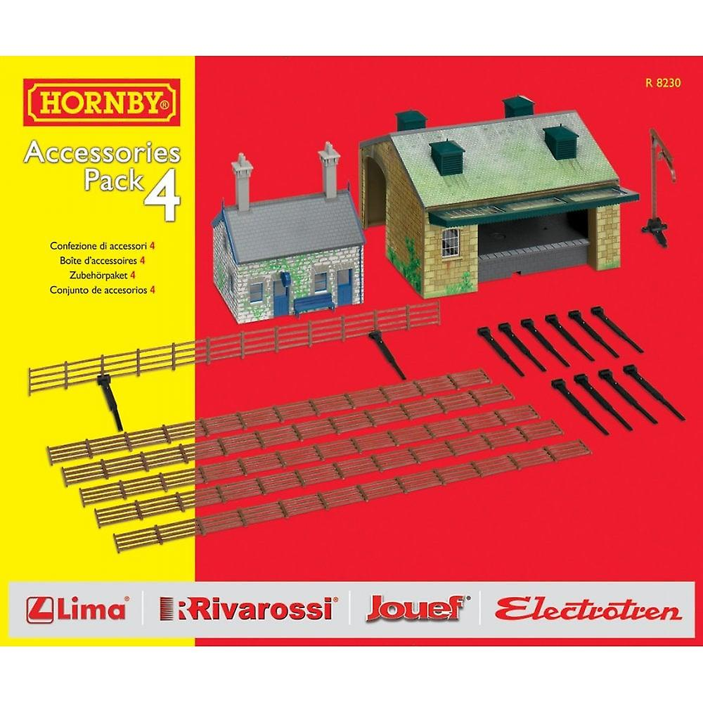 Hornby Accessories Pack 4  R82230