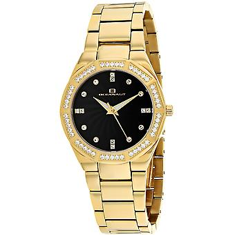 Oceanaut Women's Athena Black mother of pearl Dial Watch - OC0257
