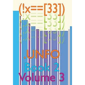 X33 Book 2 Volume 3 by Unfo