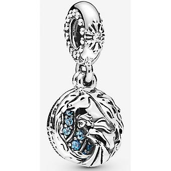 Charm Pandora Disney 798456C01 - Während der Schneekönigin Elsa und Silber Nokk