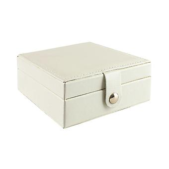 Jewelry box 12 x 12 - White