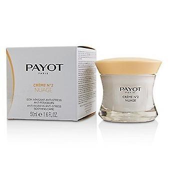 Payot Creme N°2 Nuage Anti-Rötung Anti-Stress Beruhigende Pflege 50ml/1.6oz