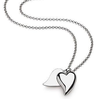 Kit Heath Desire Love Duet Large Heart 24-quot; Necklace 90508RP
