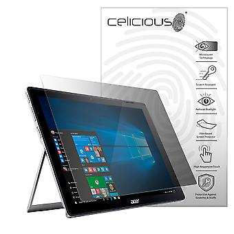 Celicious Privacy 2-Way Anti-Spy Filter Screen Protector Film Compatible with Acer Switch Alpha 12 SA5-271