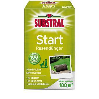 SUBSTRAL® Start lawn fertilizer, 2 kg