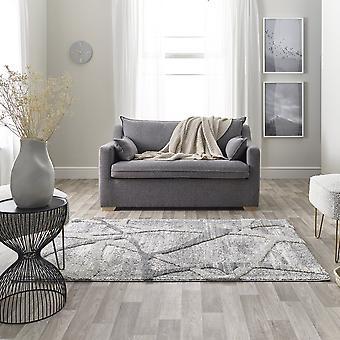 Maison Rugs 7813A In Dark Grey
