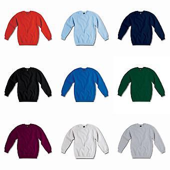 SG Ladies/Womens Raglan Sleeve Crew Neck Sweatshirt