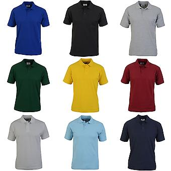Absolute Apparel Mens Pioneer Polo