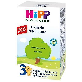 Hipp Milk Growth Bio N3 12 Months 500 gr