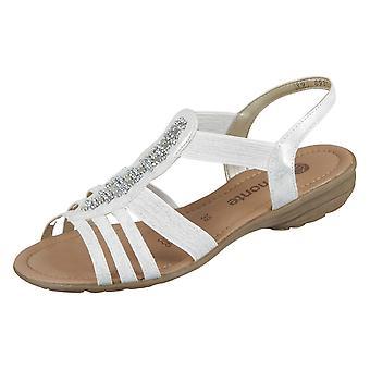 Remonte R366090 sapatos universais de verão feminino