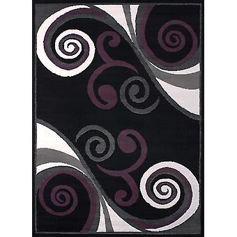 27&x 86&musta polypropeeni juoksija matto
