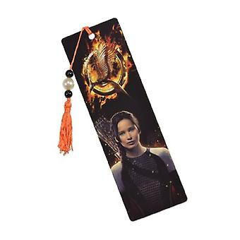 Hunger Games Catching Fire Katniss Bookmark