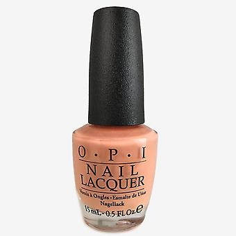 Opi nail lacquer - crawfishin' for a compliment 0.5 oz
