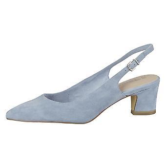 Tamaris 12961124832 ellegant verão sapatos femininos