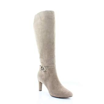 Bandolino Womens Lella Pointed Toe Knee High Fashion Boots