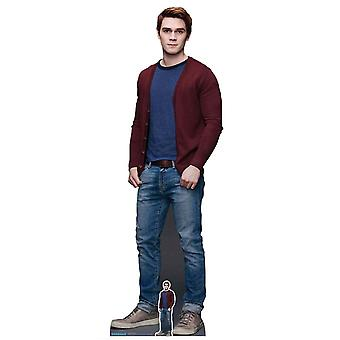 Archie Andrews from Riverdale Official Lifesize Cardboard Cutout / Standee