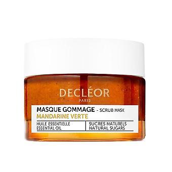 Decleor Scrub Mask Verde Mandarín 50ml