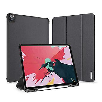 DUX DUCIS Osom Apple iPad Pro 12.9 (2020) / (2018) caso Tri-Fold - Negro