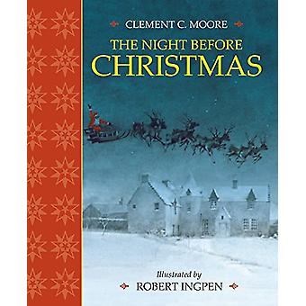 The Night Before Christmas by Clement C. Moore - 9780993166129 Book