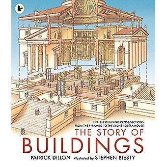 The Story of Buildings - Fifteen Stunning Cross-sections from the Pyra