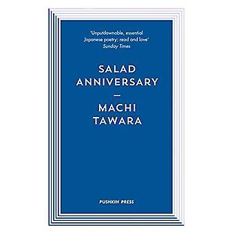 Salad Anniversary by Machi Tawara - 9781782274575 Book