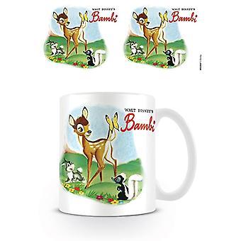 Tazza d'epoca Bambi