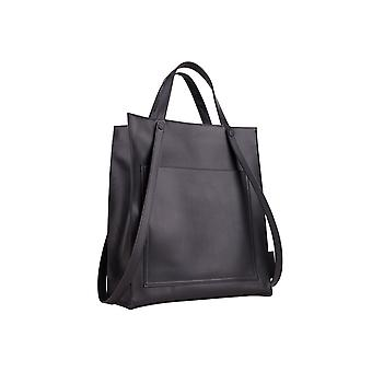 Hills & West Everyday Shopper Tote Black