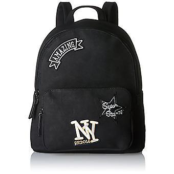 Tom Tailor Denim Jonna - Donna Schwarz backpack bags 12.5x33x28 cm (L x H D)