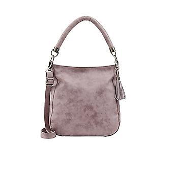 Fritzi aus Preussen HEIKE Purple Women's shoulder bag (Lavender 170/Moose)) 9.5x30x24.5 cm (B x H x T)
