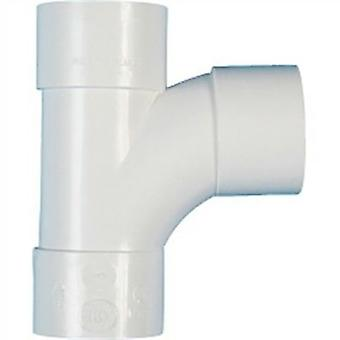 Polypipe 92 1/2 Degrees Swept Tee