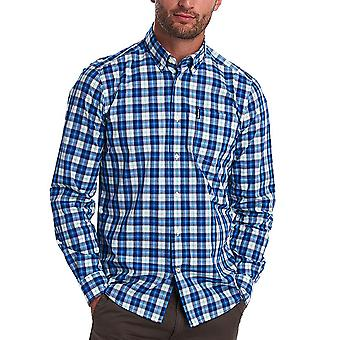 Barbour Men's Highland Check 28 Camisa Tailored Fit