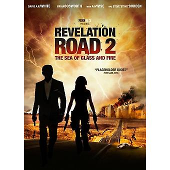 Revelation Road 2: Sea of Glass & Fire [DVD] USA import