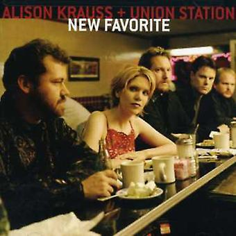 Alison Krauss & the Union Station - New Favorite [CD] USA import