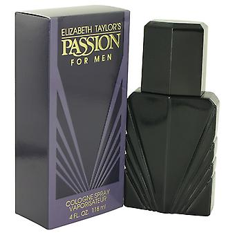 PASSION by Elizabeth Taylor Cologne Spray 4 oz / 120 ml (Men)