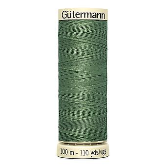 Gutermann Sew-all 100% Polyester Thread 100m Hand and Machine Colour Code  - 296