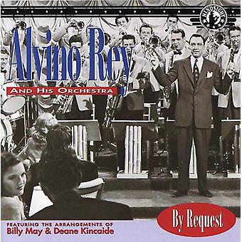 Alvino Rey - By Request [CD] USA import