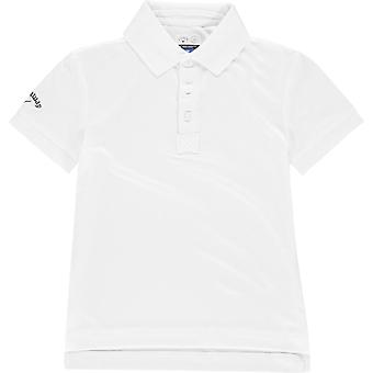 Callaway Solid Polo Shirt Junior Boys