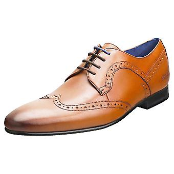 Ted Baker Ollivur Mens Brogue Shoes in Tan