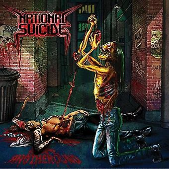 National Suicide - Anotheround [CD] USA import
