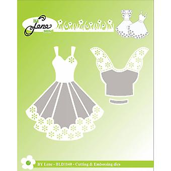 By Lene Dress Cutting & Embossing Dies