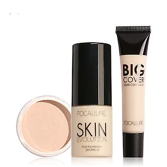 Make-up set, professionele make-up cosmetica kit met Concealer Cream Foundation