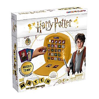 Harry Potter Top Trumps Match - The Crazy Cube Game