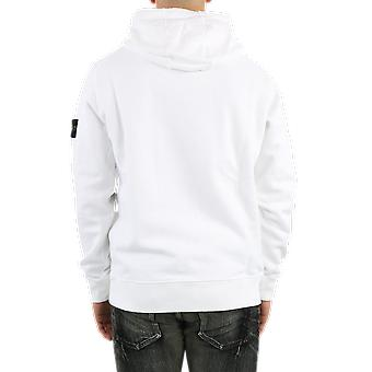 Stone Island Sweat-Shirt Branco MO731564120V0001 Top