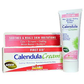 Boiron, Calendula Cream, Första hjälpen, 2,5 oz (70 g)
