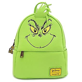 Loungefly X Dr Suess The Grinch Cosplay Mini Backpack