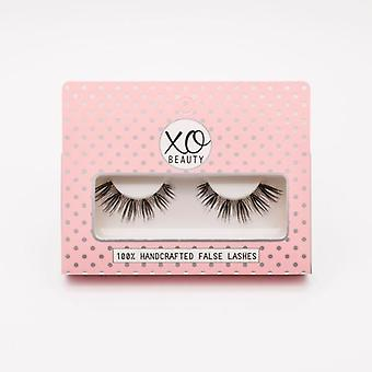 xoBeauty False Lashes - The Soul Mate - Dramatic Ultra Curled Winged Out