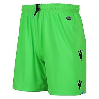 2020-2021 Lazio Away Shorts (Groen)