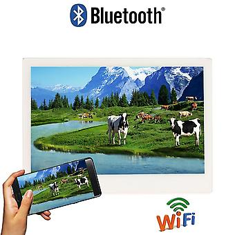 10.1 Inch Ips Hd Touch Screen, 1280*800 For Digital Photo Frame, Bluetooth,